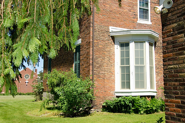 The Governor Moses Wisner House – Oakland County Pioneer and ...