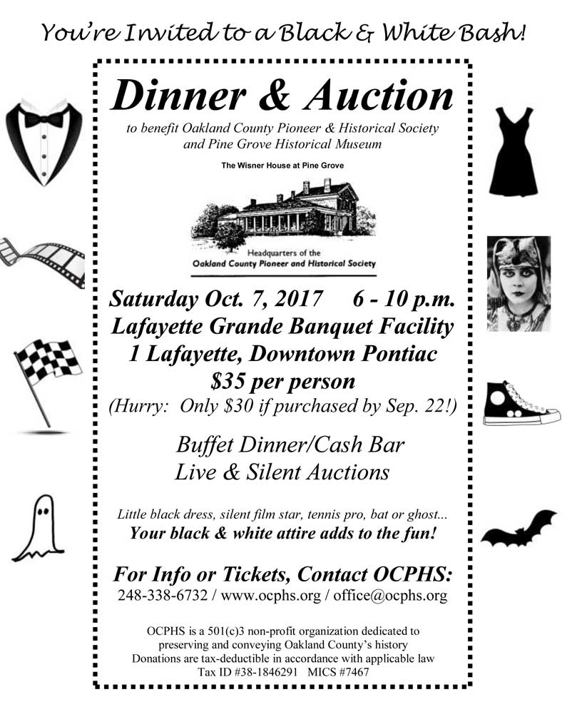 4th Annual Grande Night to Remember (Fall Auction)
