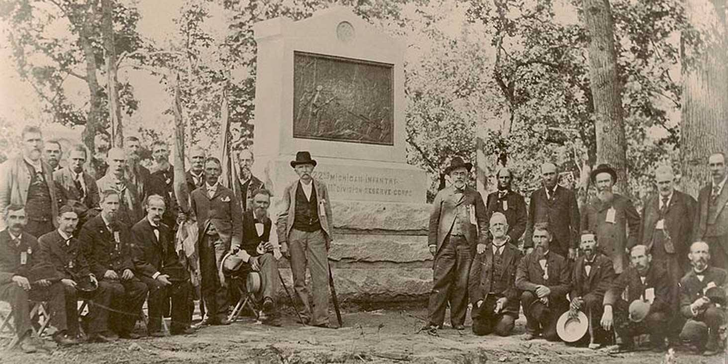 Tom Tucker and the 22nd Michigan Infantry