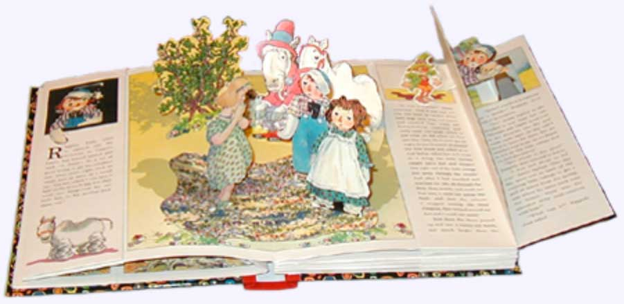 """Mini-Lecture: Maureen Young – """"The History of Pop-Up Books"""""""