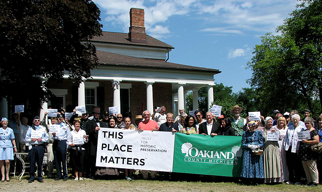 This Place Matters: Oakland County's Hidden History