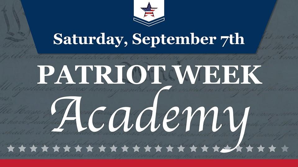 Patriot Week Academy