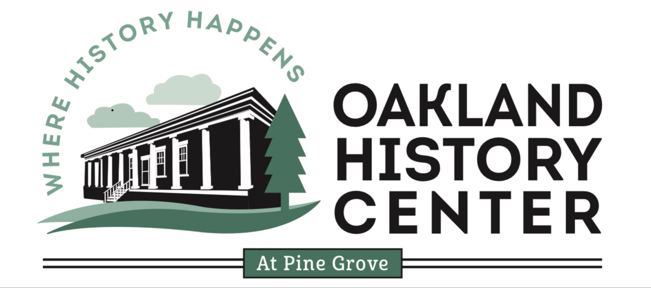 Oakland History Center at Pine Grove