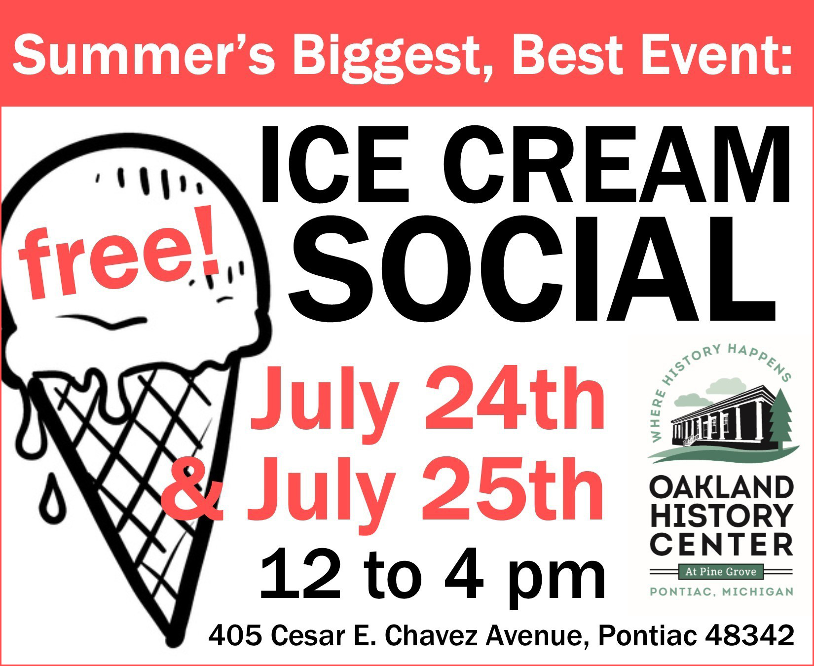 The 2021 Annual Summer Social – Summer's Biggest Event