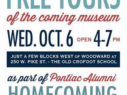 Pontiac Spirit Week: Way Back Whens-day
